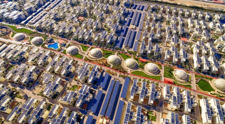 Wow! UEA Bangun Kota Futuristik Senilai Rp 5 Triliun