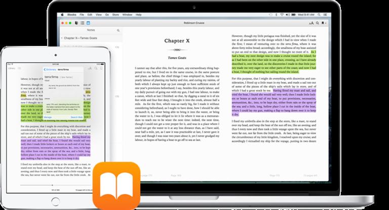 Apple Desain Ulang iBooks untuk Saingi Amazon