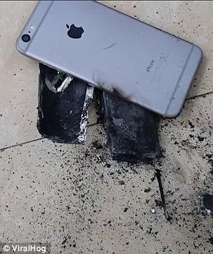 iPhone 6 Meledak, Lukai Karyawan Salon di Vietnam