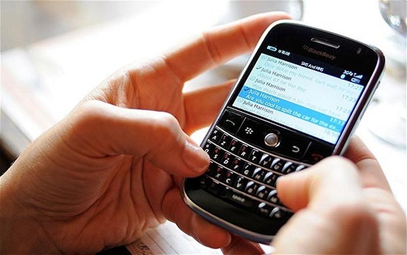 BlackBerry Dekstop