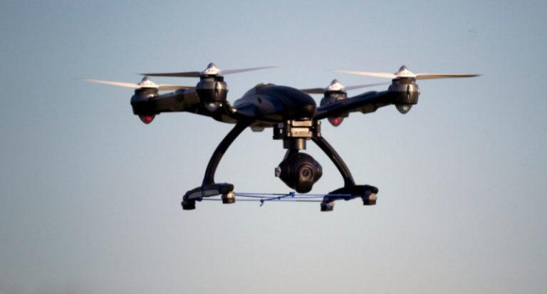 Polisi Louisville Pakai Drone untuk Unit Reaksi Cepat