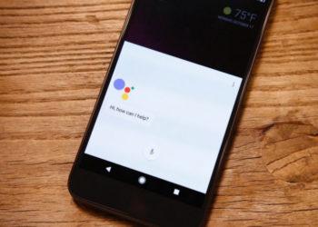 Suara Google Assistant