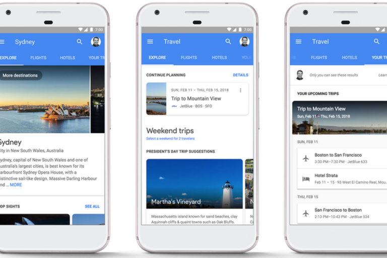 Asyik, Cari Hotel di Google Cukup Gesekkan Foto