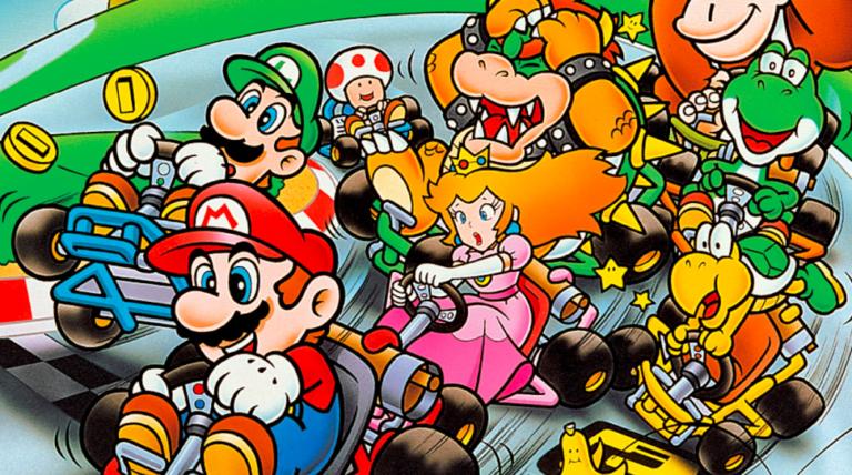 Mario Kart Tour Jadi Game Mobile Nintendo Berikutnya
