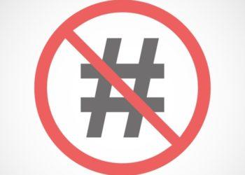 Hashtag Terlarang di Instagram