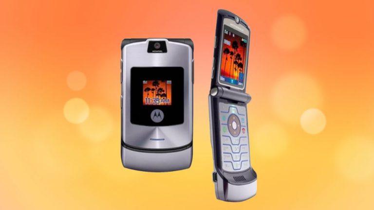 Setelah Nokia Pisang, Motorola Razr Juga akan Reborn