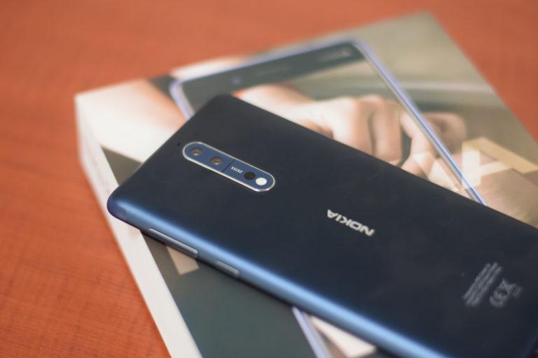 Google: Nokia 8 Cocok untuk Pengguna Enterprise