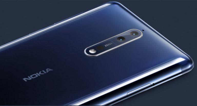 Gahar! Nokia 8 Pro Diotaki Snapdragon 845 dan Penta-Lens?