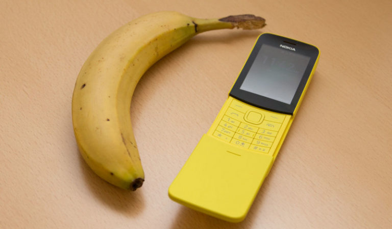 Yeay!! Nokia 'Pisang' Balik Lagi