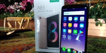 Hands-on Oppo A83
