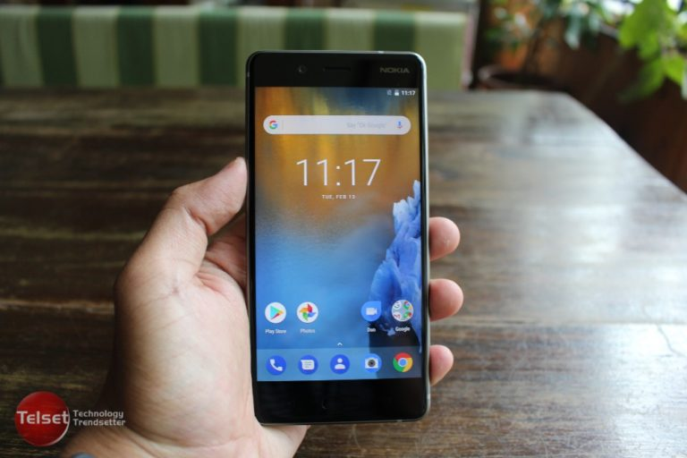 Asyik! Nokia 8 Dapat Update Android 8.1 Oreo