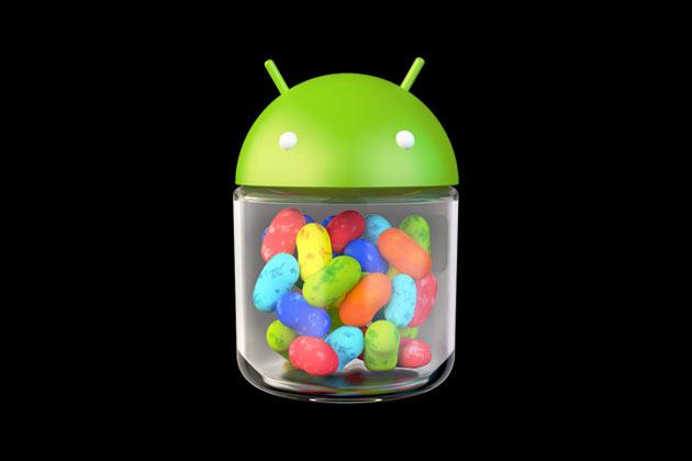 Jelly Bean Masih Pegang Rekor Pangsa Pasar Android