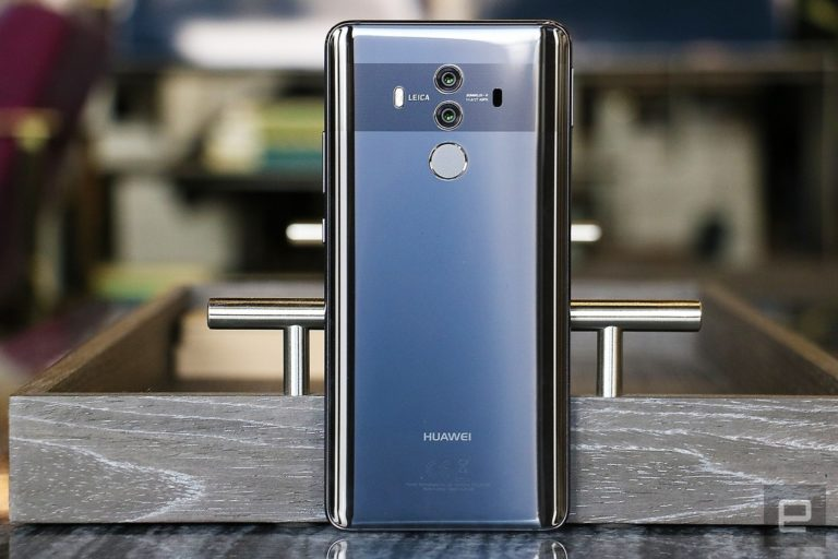 Huawei Buka Pre-order Mate 10 Pro di AS