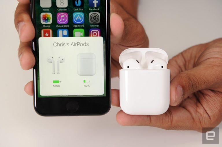 AirPods akan Terhubung dengan Siri