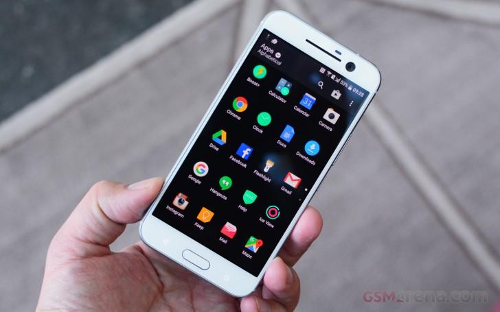 Pengguna HTC 10 di AS Terima Update Android Oreo