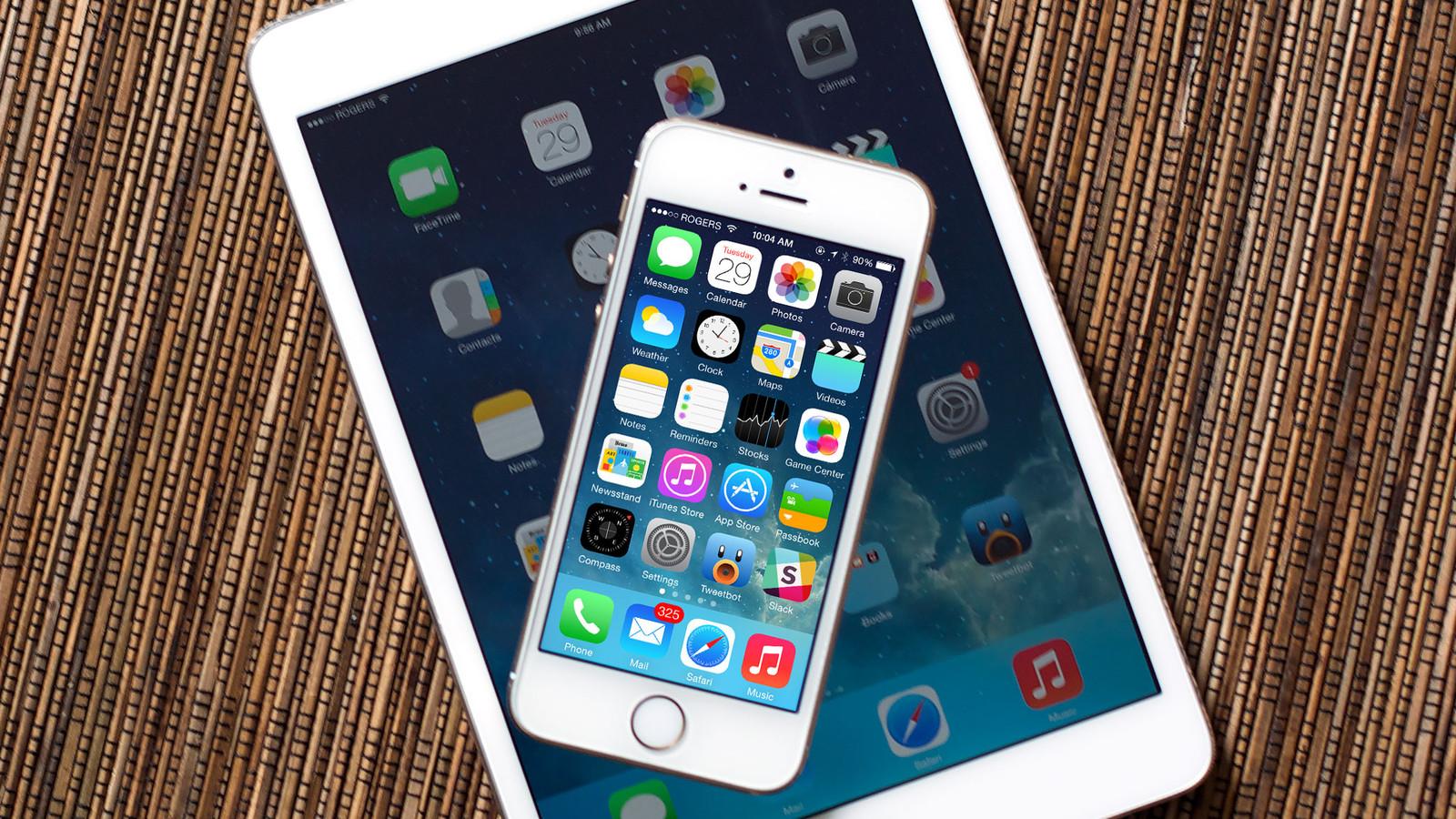 iPhone dan iPad palsu