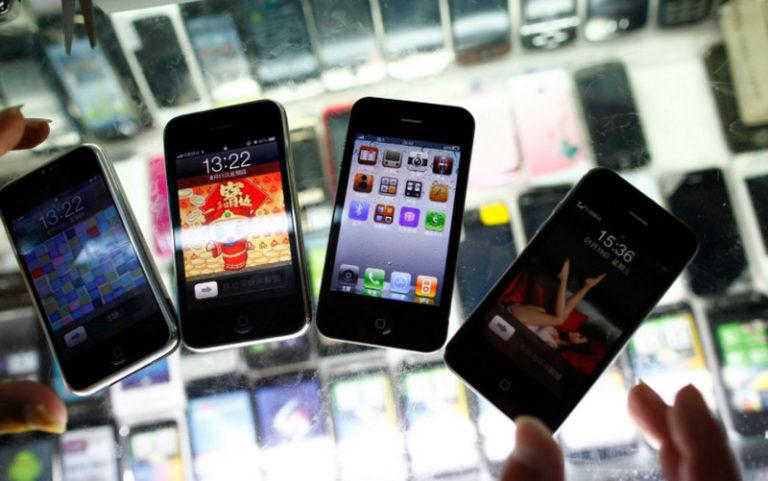 Selundupkan iPhone Palsu, Pria China Diringkus Polisi AS