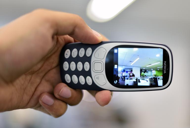 Cara Memaksimalkan Fitur Kamera di Nokia 3310 (2017)