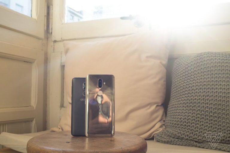 Alcatel Rilis 5 Ponsel dan 2 Tablet Android Oreo