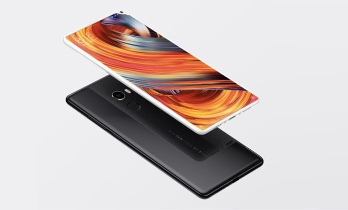 Xiaomi Mi Mix 2s punya Fitur Mirip iPhone X? [Video]