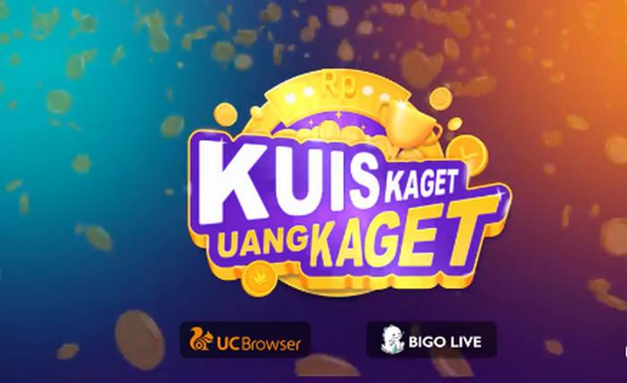 "Bigo Live Gandeng UC Browser Luncurkan Fitur Baru ""Kuis Kaget Uang Kaget"""