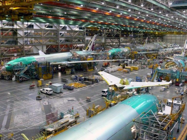 Gawat! Pabrik Pesawat Boeing Diserang WannaCry