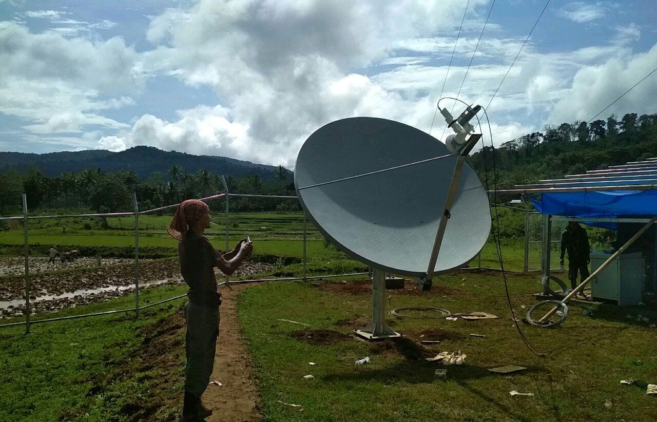 Jaringan XL Axiata Hadir di Pedalaman Sumbawa