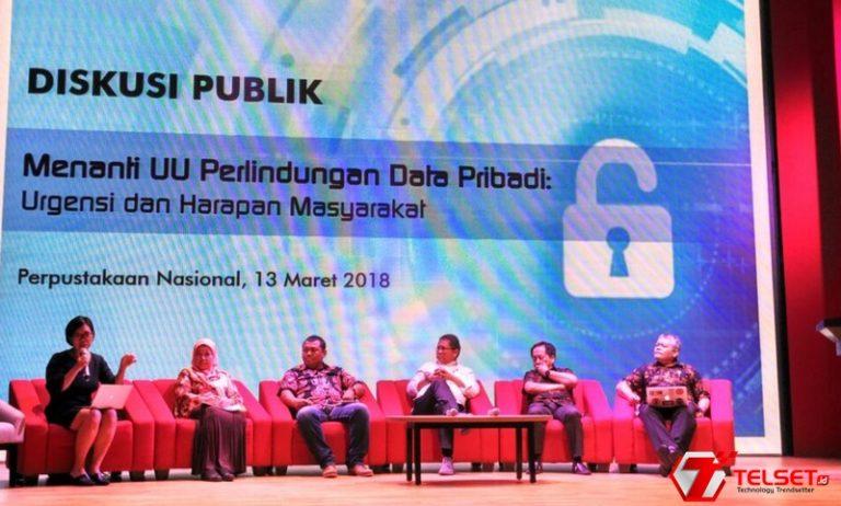 Regulasi Perlindungan Data Pribadi Masih Belum Jelas