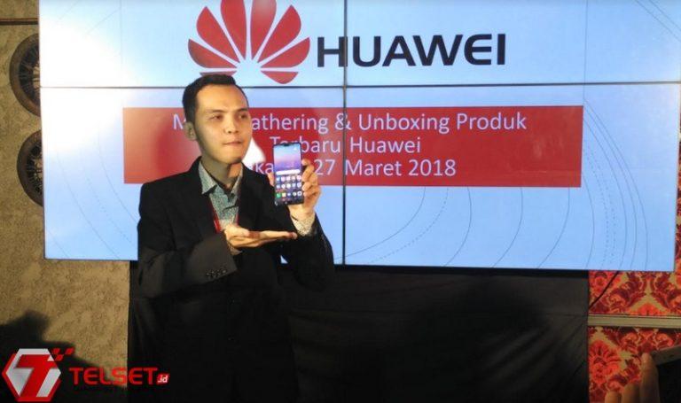 Huawei P20 Pro Dipastikan Masuk Pasar Indonesia
