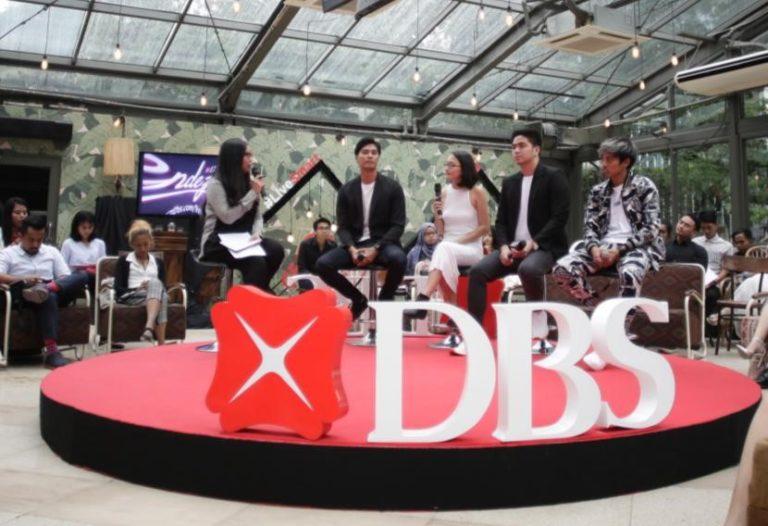 Bank DBS Ajak Generasi Millenial Lebih Menikmati Hidup
