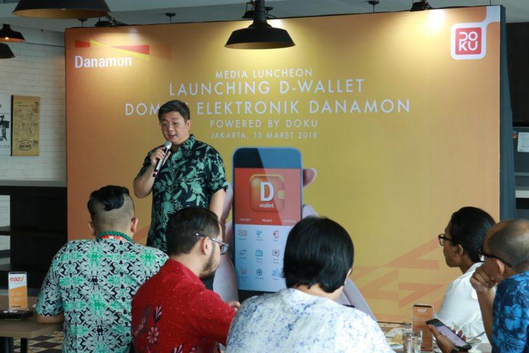 Jawab Gaya Hidup Masyarakat di Era Digital, Bank Danamon Luncurkan D-Wallet