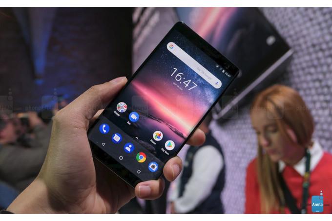 Duet Maut, Nokia 9 dan Nokia 8 Pro Rilis Tahun Ini?