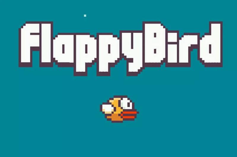Flappy bird di Snapchat