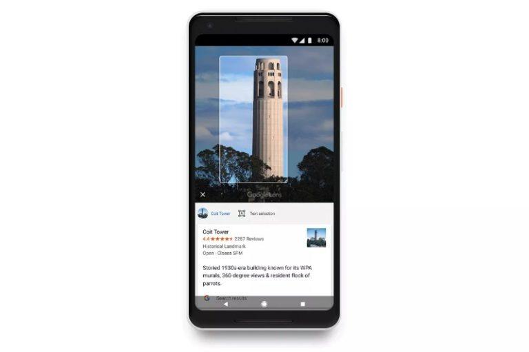 Cara Gunakan Google Lens di Smartphone Android