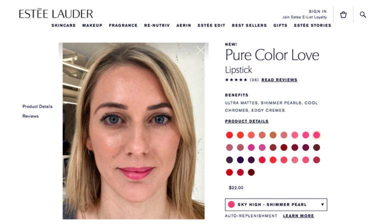 L'Oreal Beli Produsen Aplikasi Kecantikan AR