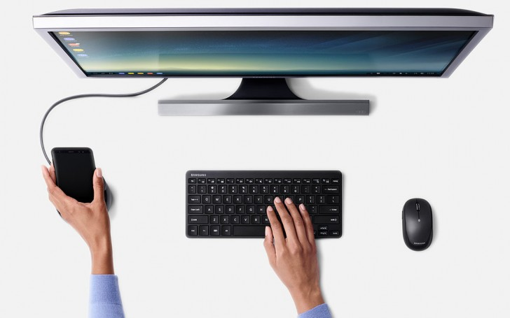 Android P Bisa Fungsikan Ponsel jadi Keyboard atau Mouse