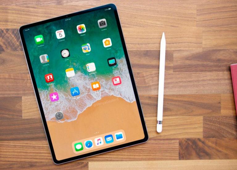 Apple akan Kenalkan iPad Pro Face ID di WWDC 2018