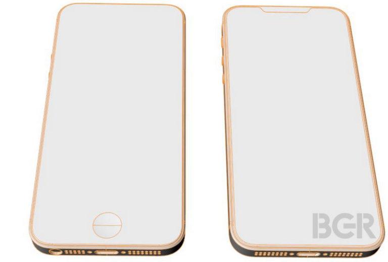 iPhone SE 2 Punya 'Jidat' seperti iPhone X?