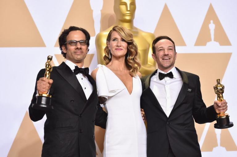Netflix Bawa Pulang Oscar dari Icarus