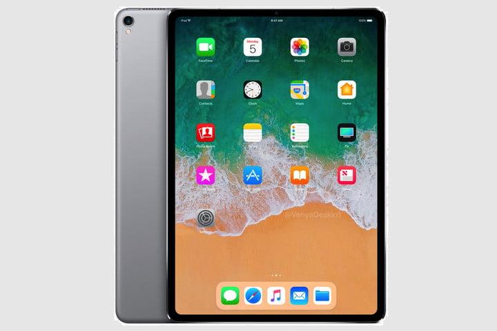 iPad Pro 2018 Rilis Minggu Depan?