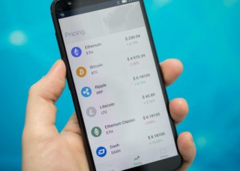 smartphone cryptocurrency