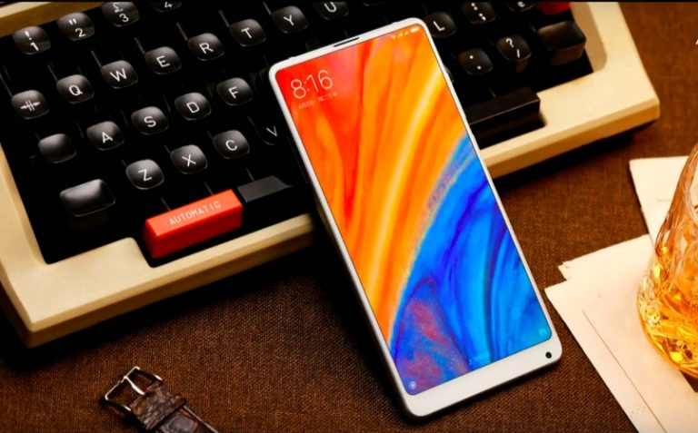 Hore! Xiaomi Mi Mix 2s dapat Pembaruan Android P