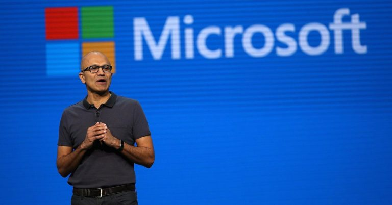 Bisnis 'Awan' Bikin Laba Microsoft Meroket