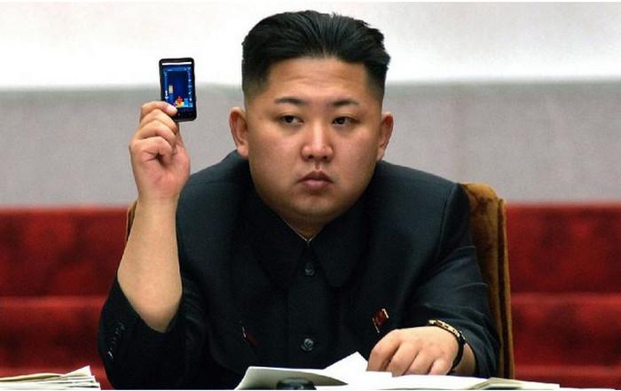 Ini Smartphone Paling Populer di Korea Utara, Tebak Apa?