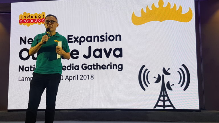 Indosat Ooredoo Perkuat Ekspansi Jaringan di Luar Jawa