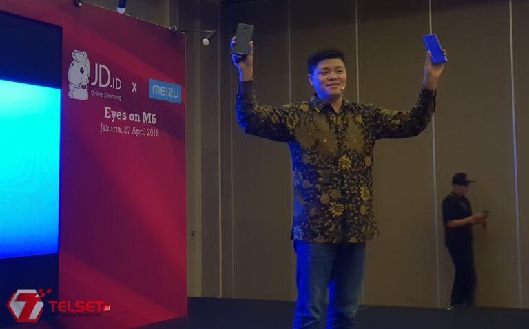 Comeback di Indonesia, Meizu Luncurkan Meizu M6