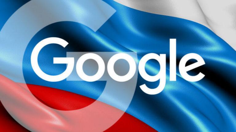 Beberapa Layanan Google Tak Bisa Diakses di Rusia
