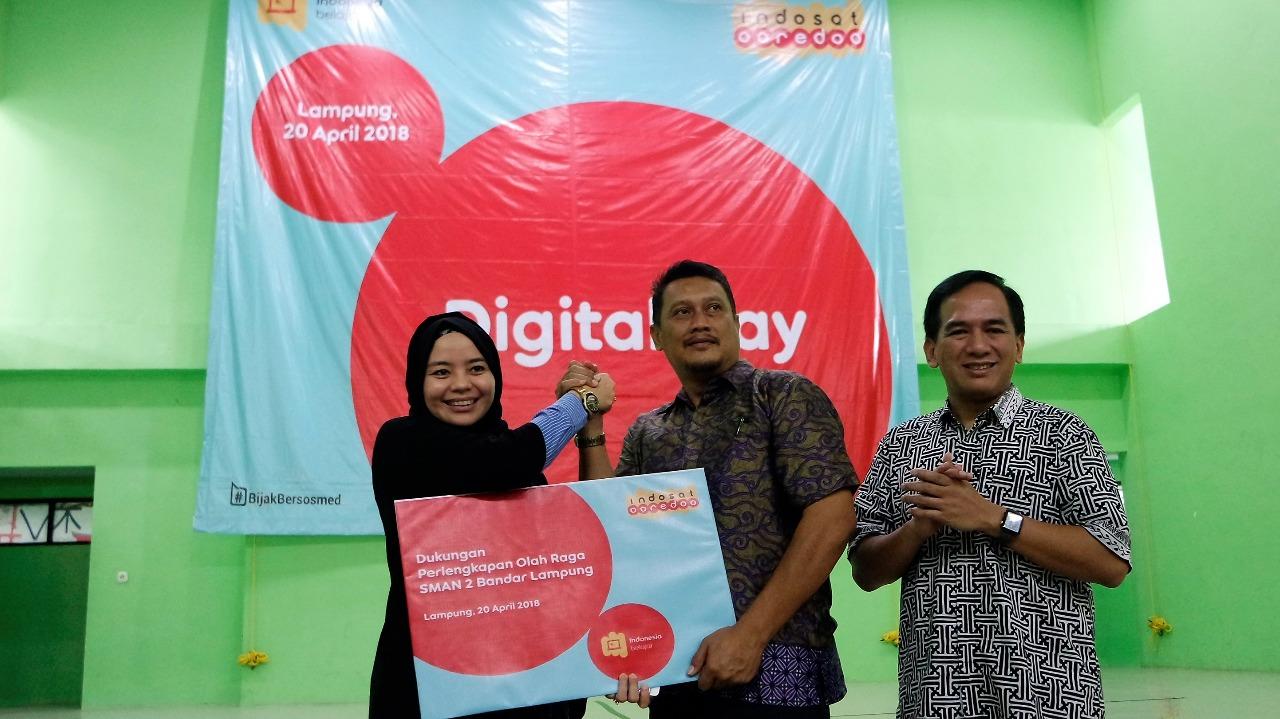 Indosat Ooredoo Digital Day