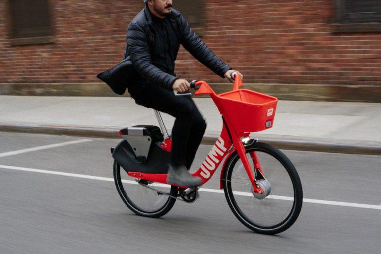 Uber Caplok Perusahaan Peminjaman Sepeda Online