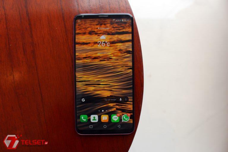 Review LG V30+, Smartphone Mumpuni yang Terlupakan